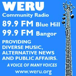 WERU Block ad