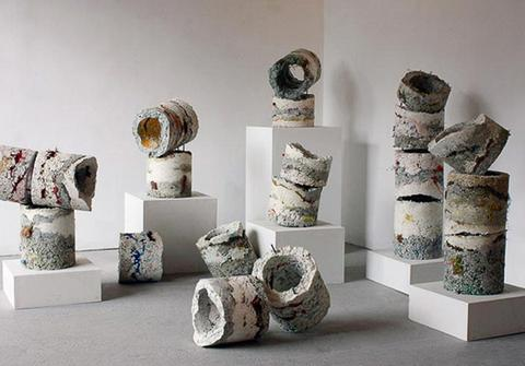 DIAA exhibition features sculpture and photography