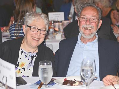 Robin Alden honored by the Maine Seacoast Mission