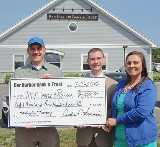 BHBT donates to Chris Angell tournament