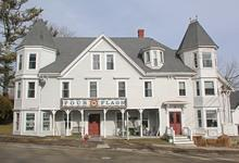 A changing downtown Castine
