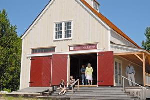 The Wilson Museum's new Education Center