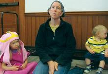Emma Sweet and children