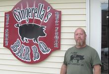 Gingerella's Bar-B-Q opens