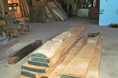 High quality wood