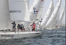 Maine Maritime races in Los Angeles