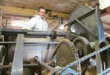 Shingle maker opens mill in Penobscot