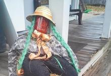 Name this scarecrow!