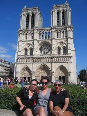 Remembering a visit to Notre Dame