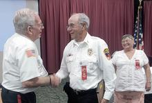 Peter Vogell receives Lifetime Achievement Award
