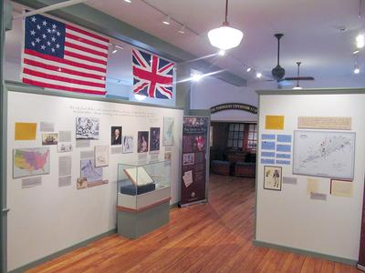 """Mr. Madison's War"" at the Castine Historical Society"