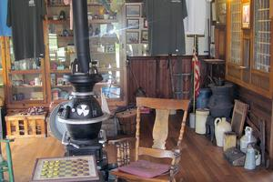 The General Store, preserved