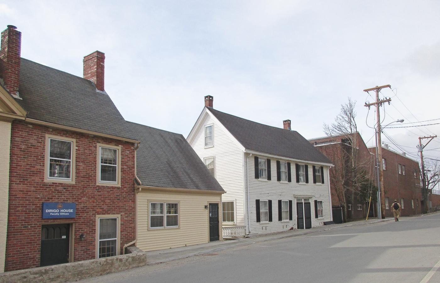 Maine Maritime buys house on Water Street | Castine Patriot ...