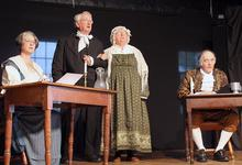 John and Abigail Adams' letters brought to life