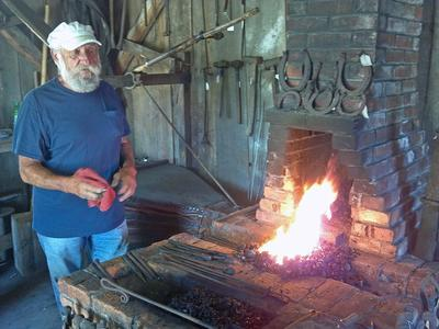 Blacksmith Joe Meltreder