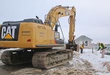 $6 million Castine construction project begins