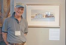 Artist Gregory Dunham