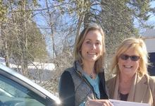 A helping hand for At Home Downeast