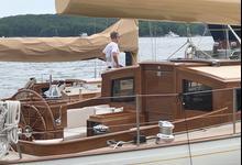 Classic Yacht Celebration kicks off classic boat race