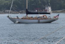 An afternoon in Castine Harbor
