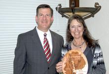 Castine Kayak earns yearly business award
