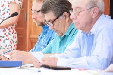 The Board of Selectmen
