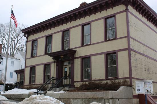 Castine Post Office
