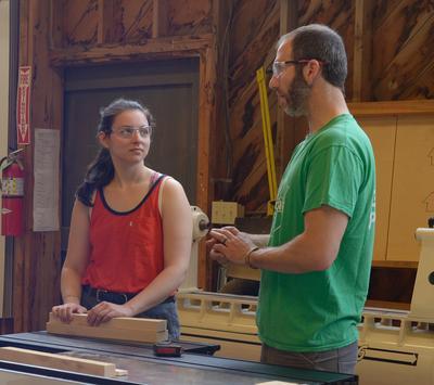 Phoebe Zildjian receives Haystack scholarship