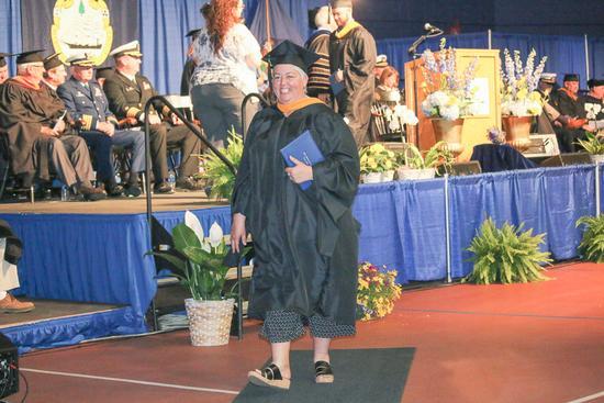 A local graduate