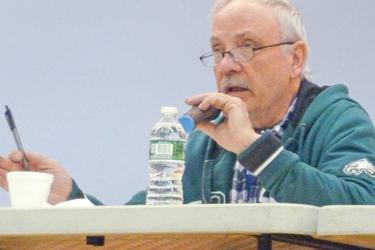 School board chairman