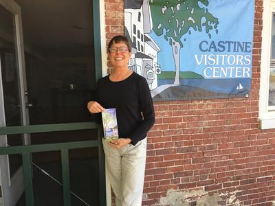 New director of the Castine Visitors Center