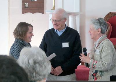 Unitarians award nonprofits