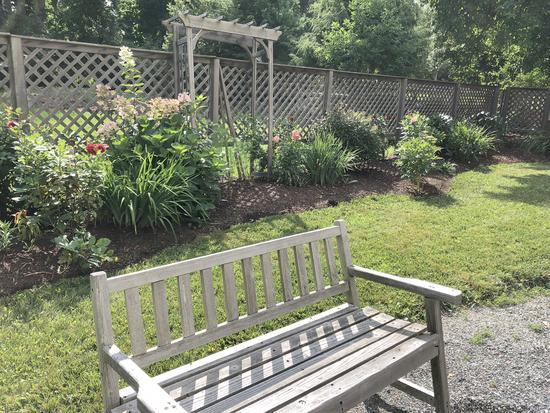 Open gardens program