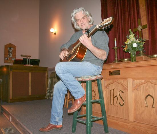 Penoscot Music Buffett Coffeehouse celebrates anniversary