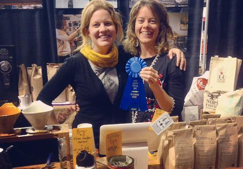 Local coffee roasters named Harvest Festival favorite