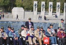 Maine veterans visit capital