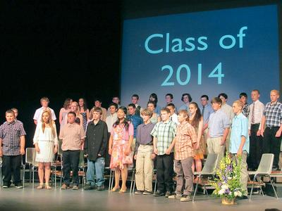 The DISES Class of 2014