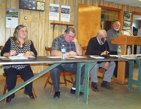 The Board of Selectmen