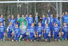 DISES Mariners crowned soccer champs