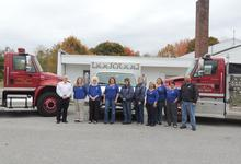IFWA donates to local emergency responders