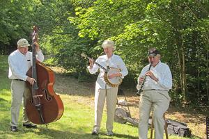 New Traditional Jazz at the Lily Pond