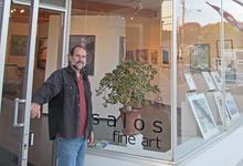 Isalos Fine Art gallery will close in December