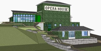 Opera House Arts working towards a new, bigger look
