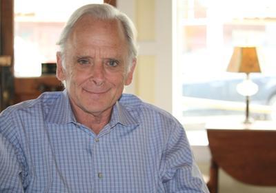 Stonington author Penn Rhodeen