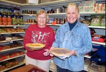 Thanksgiving pies sell out in minutes