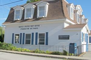 The Stonington Post Office