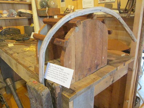 Basket Weaving Jig : Touring through time on the island