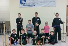 Award winning karate