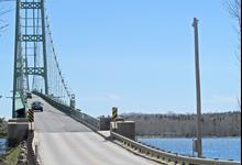 Bridge construction set for May 16