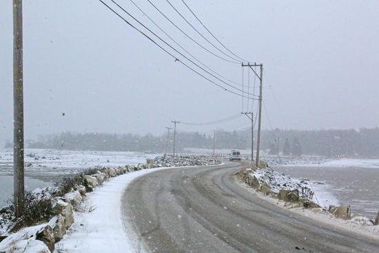 Deer Isle Causeway